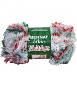 Buy Bernat Boa Holiday Yarn Best Price