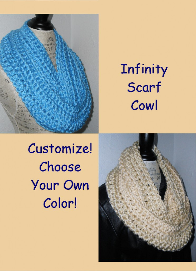 Infinity Scarf Cowl