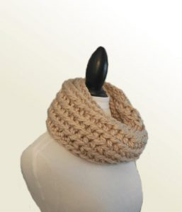 Squishy Super Chunky Infinity Scarf Cowl