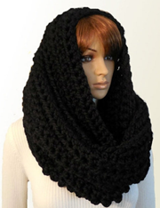 Oversize Infinity Scarf